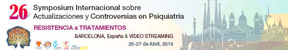 26 Symposium Internacional sobre Actualizaciones y Controversias en Psiquiatría