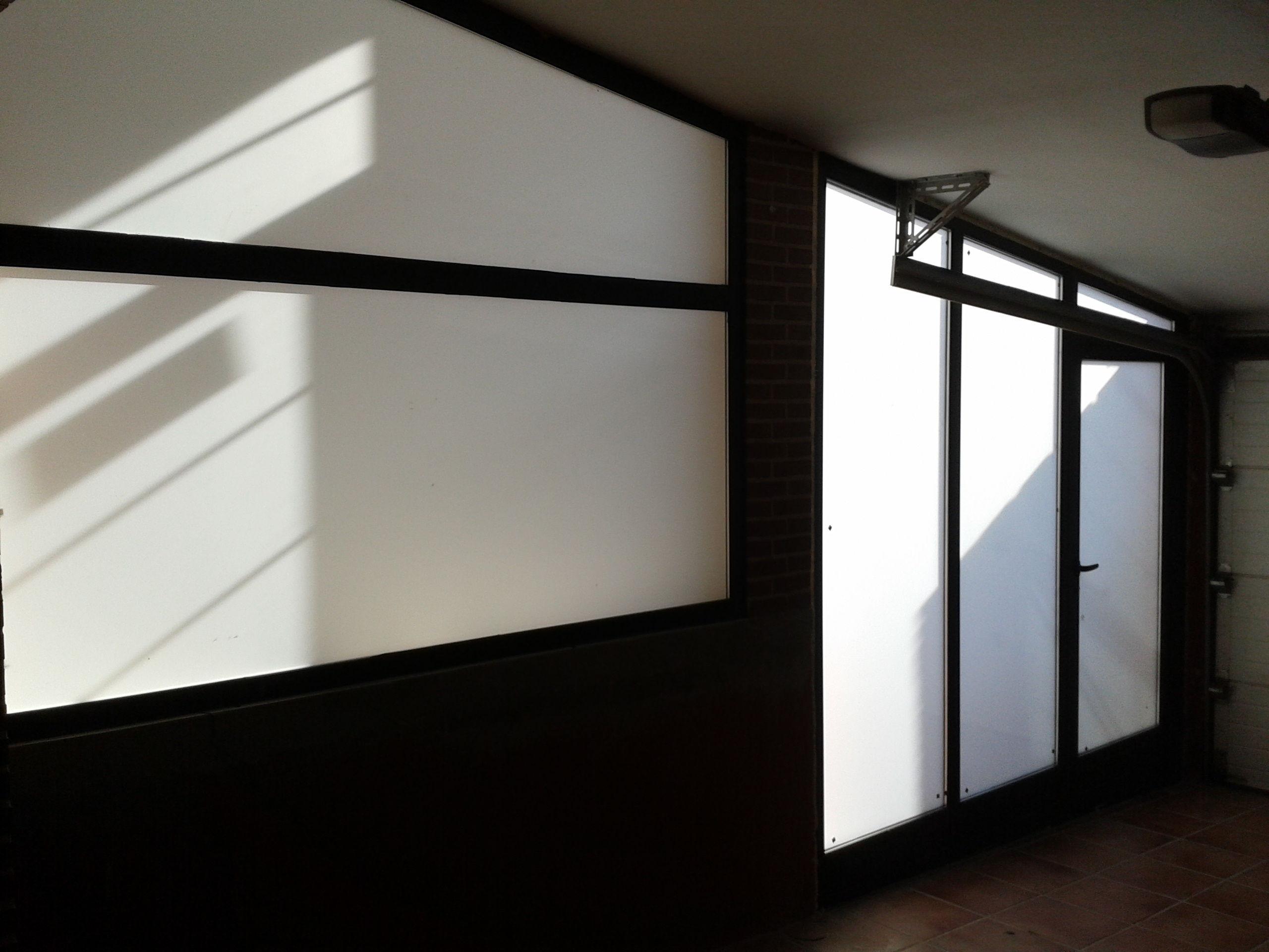 Foto 6 de Carpintería de aluminio, metálica y PVC en Madrid | Aluminios José Luis