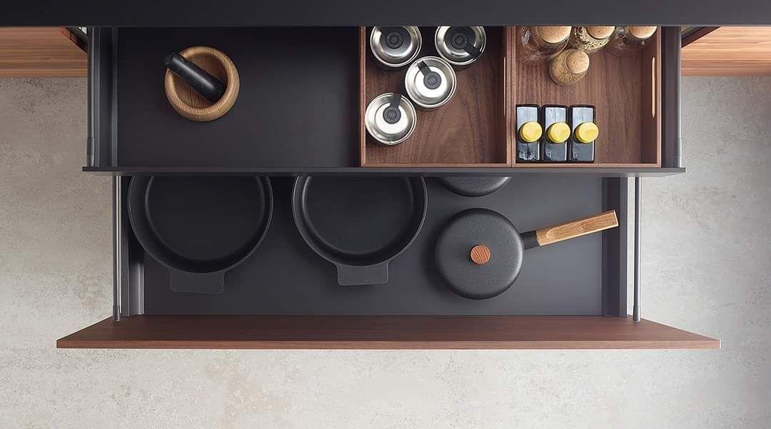 Muebles de cocina en Cuenca. Detalle complementos
