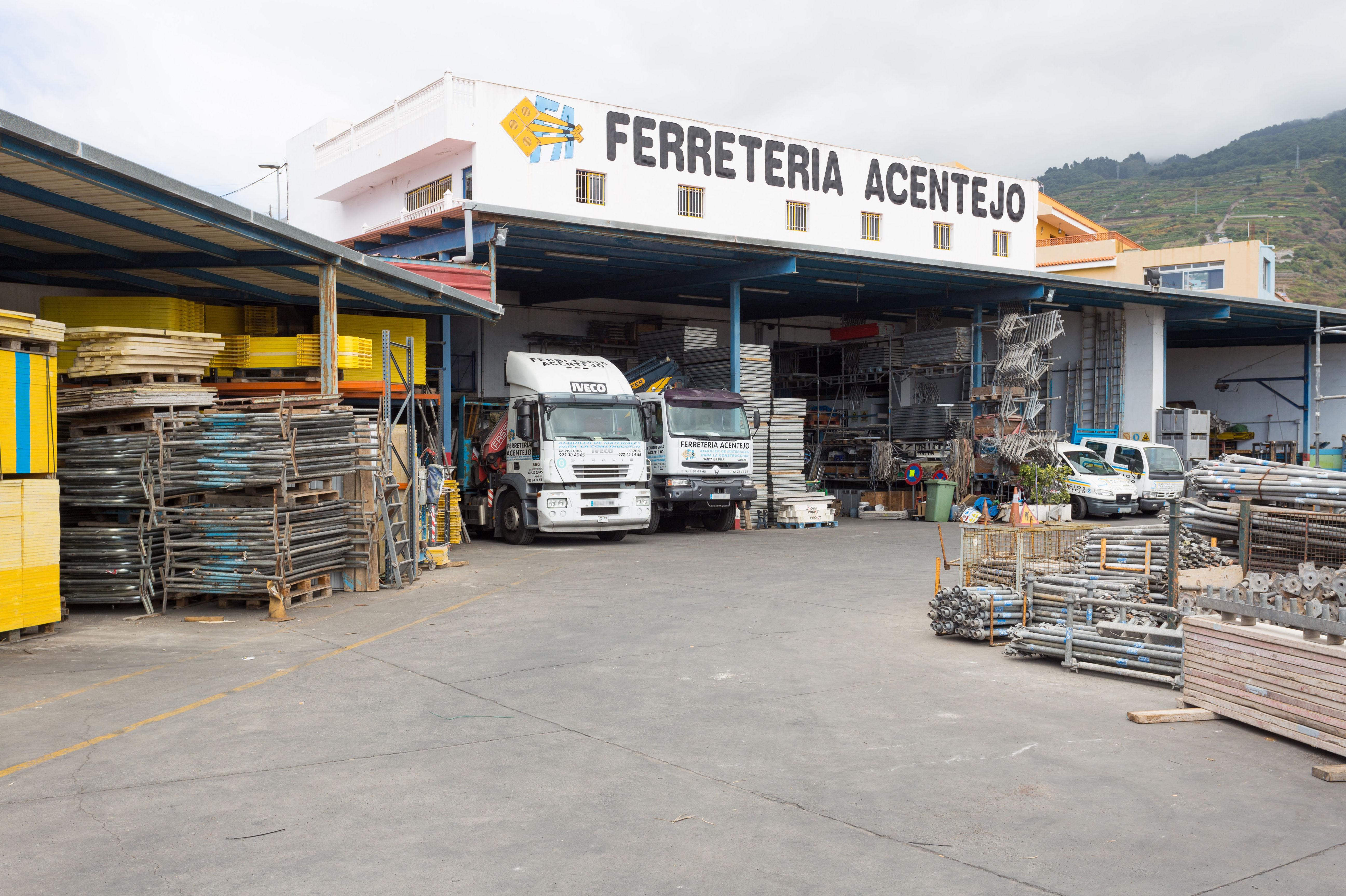 Foto 17 de Máquinas herramienta en La Victoria de Acentejo | Ferretería Acentejo, S.L.