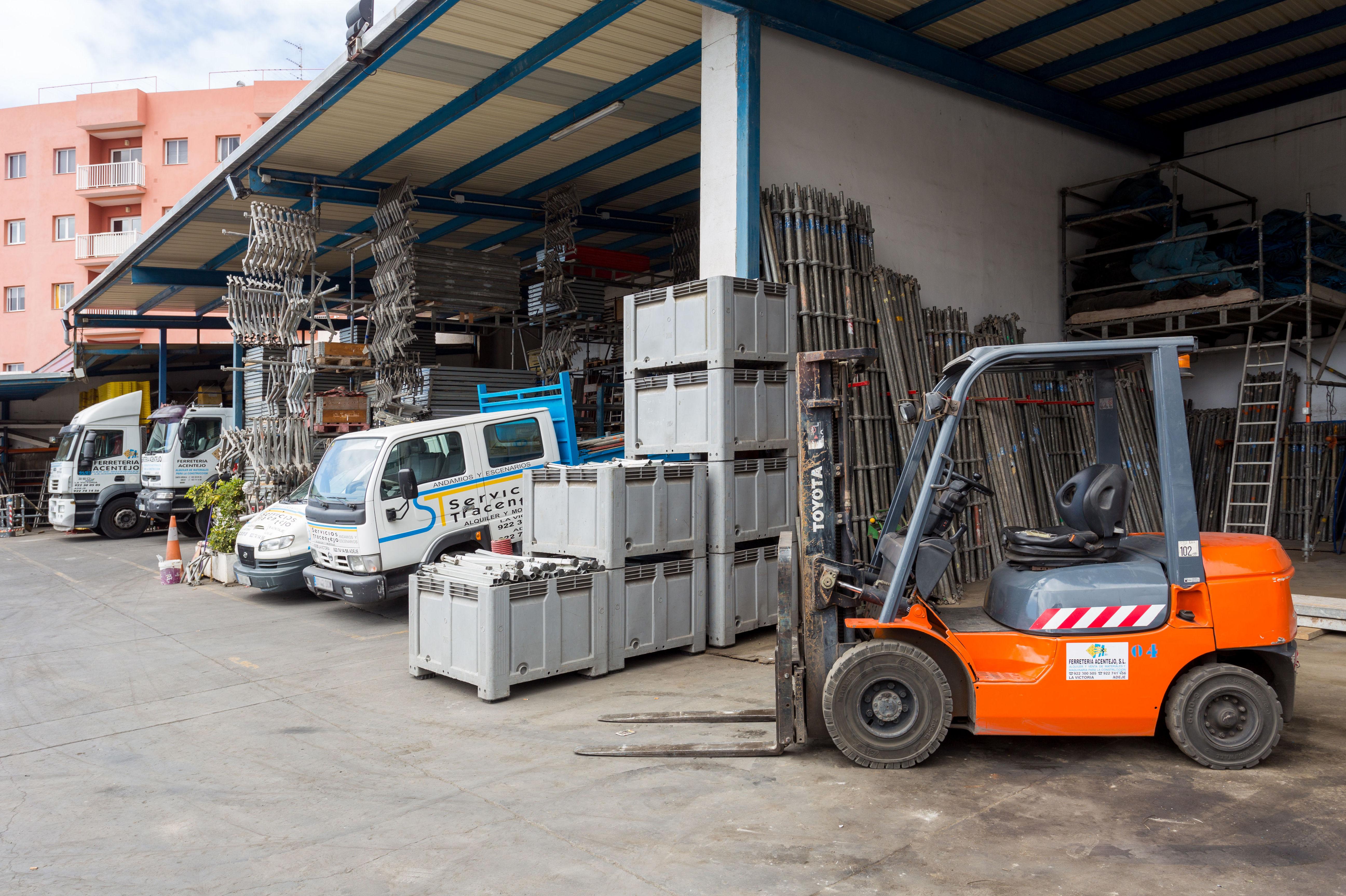 Foto 18 de Máquinas herramienta en La Victoria de Acentejo | Ferretería Acentejo, S.L.