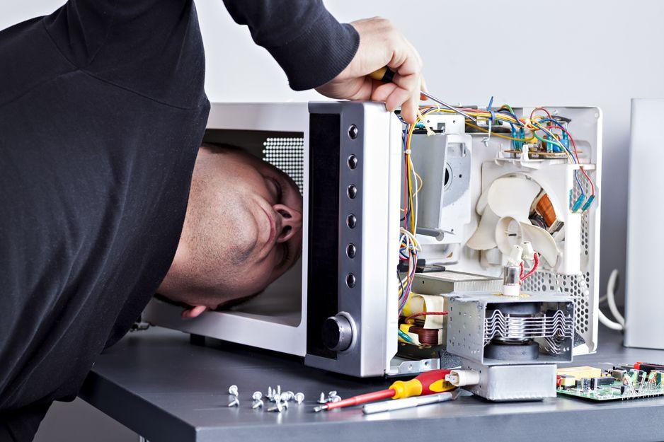Reparación de hornos y microondas en Almería