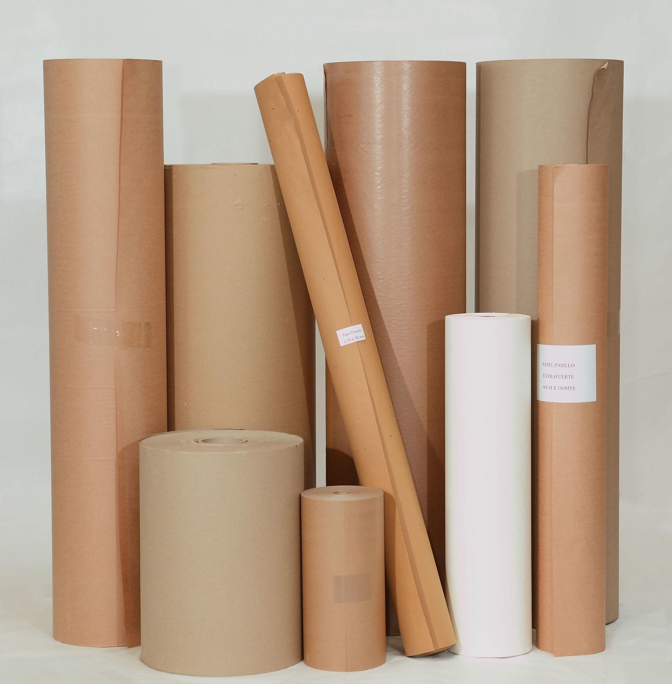 Papel: Productos de Roll&Pack