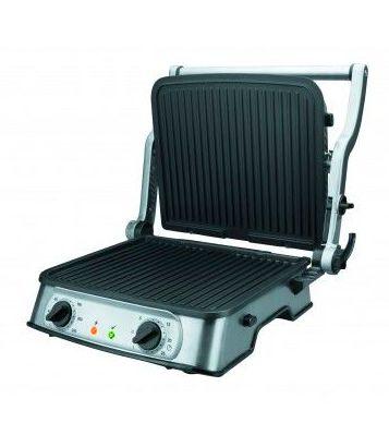 Plancha grill 1400w-30x26-cms