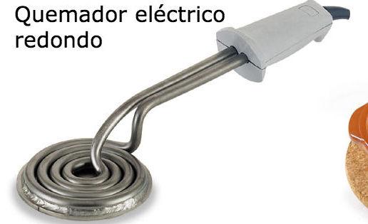 quemador eléctrico