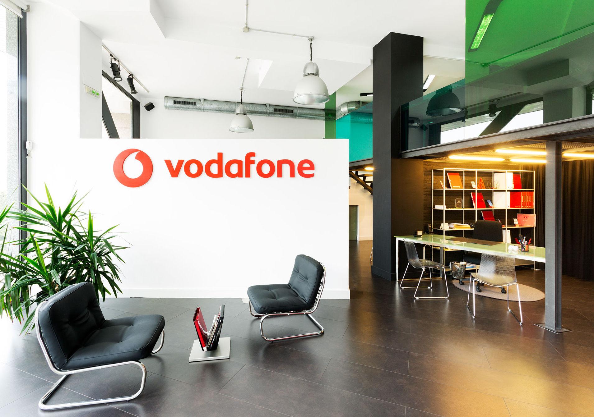 Vodafone empresas en Ourense