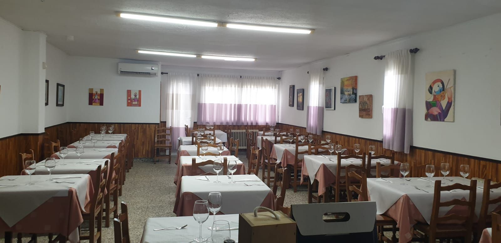 Restaurante en Ourense