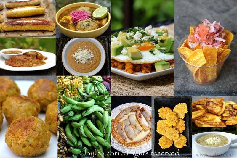 Platos de la cocina latinoamericana