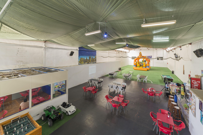 Espacio para eventos con zona infantil en Alicante