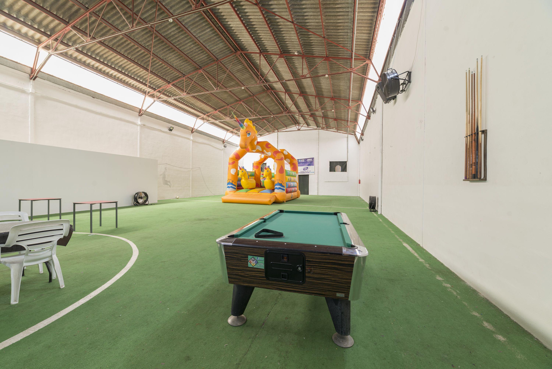 Espacio para eventos con zona de juegos en Alicante
