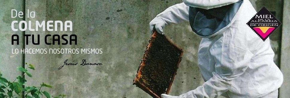El Colmenar de Valderromero | venta de miel en Guadalajara