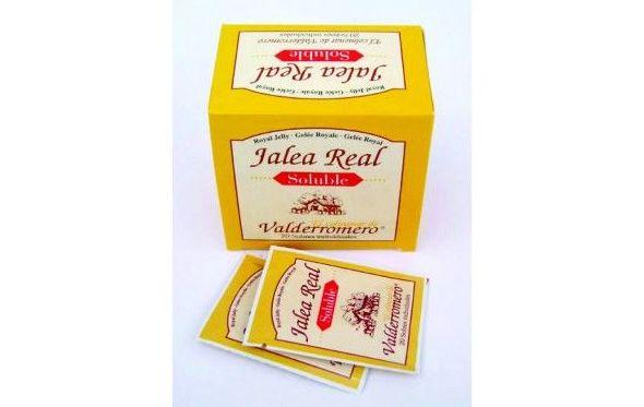 """Jalea real liofilizada """"El Colmenar de Valderromero"""": Productos. Acceso On Line de El Colmenar de Valderromero"""