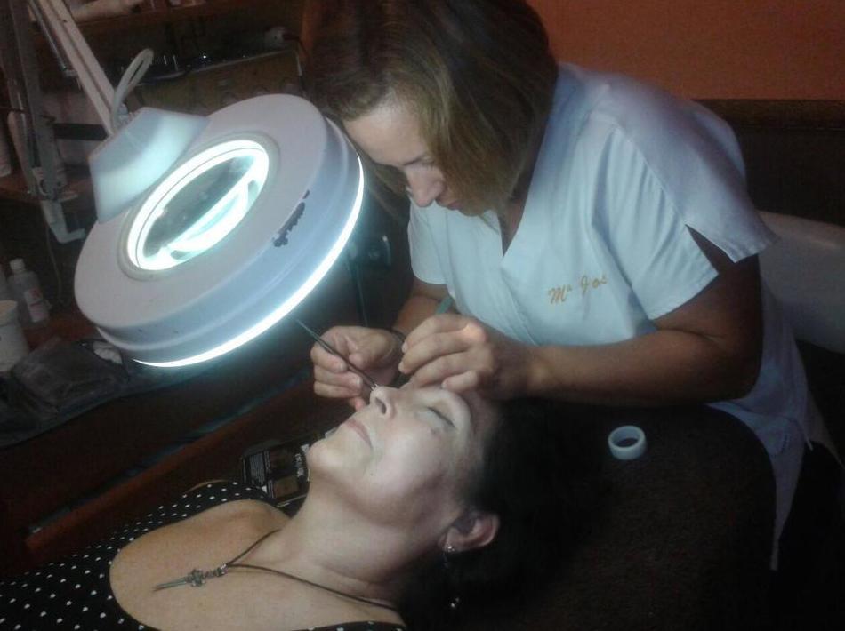 Tratamientos faciales : Productos y servicios   de Centro de Belleza Silvia
