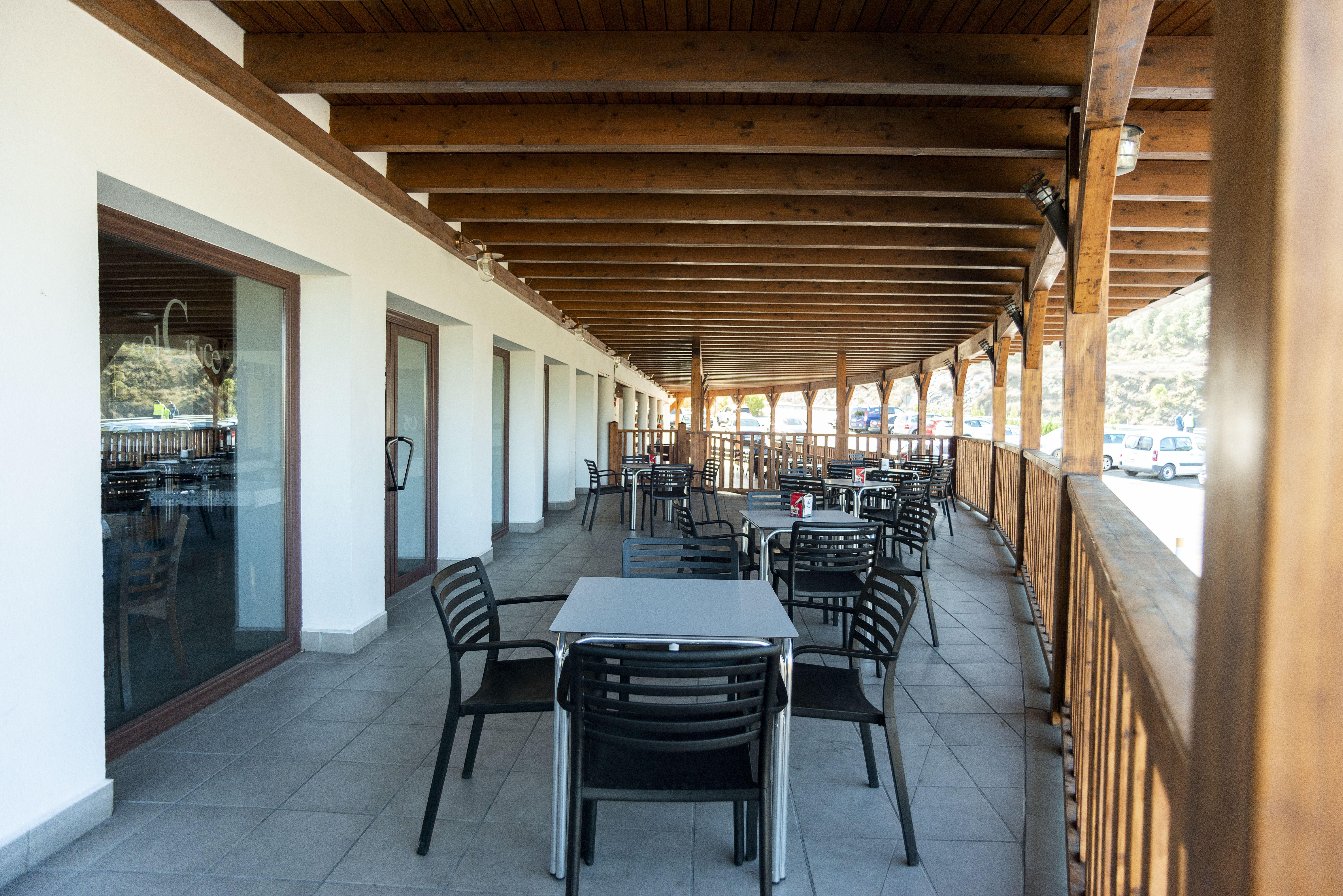 Cafetería con terraza en Córdoba