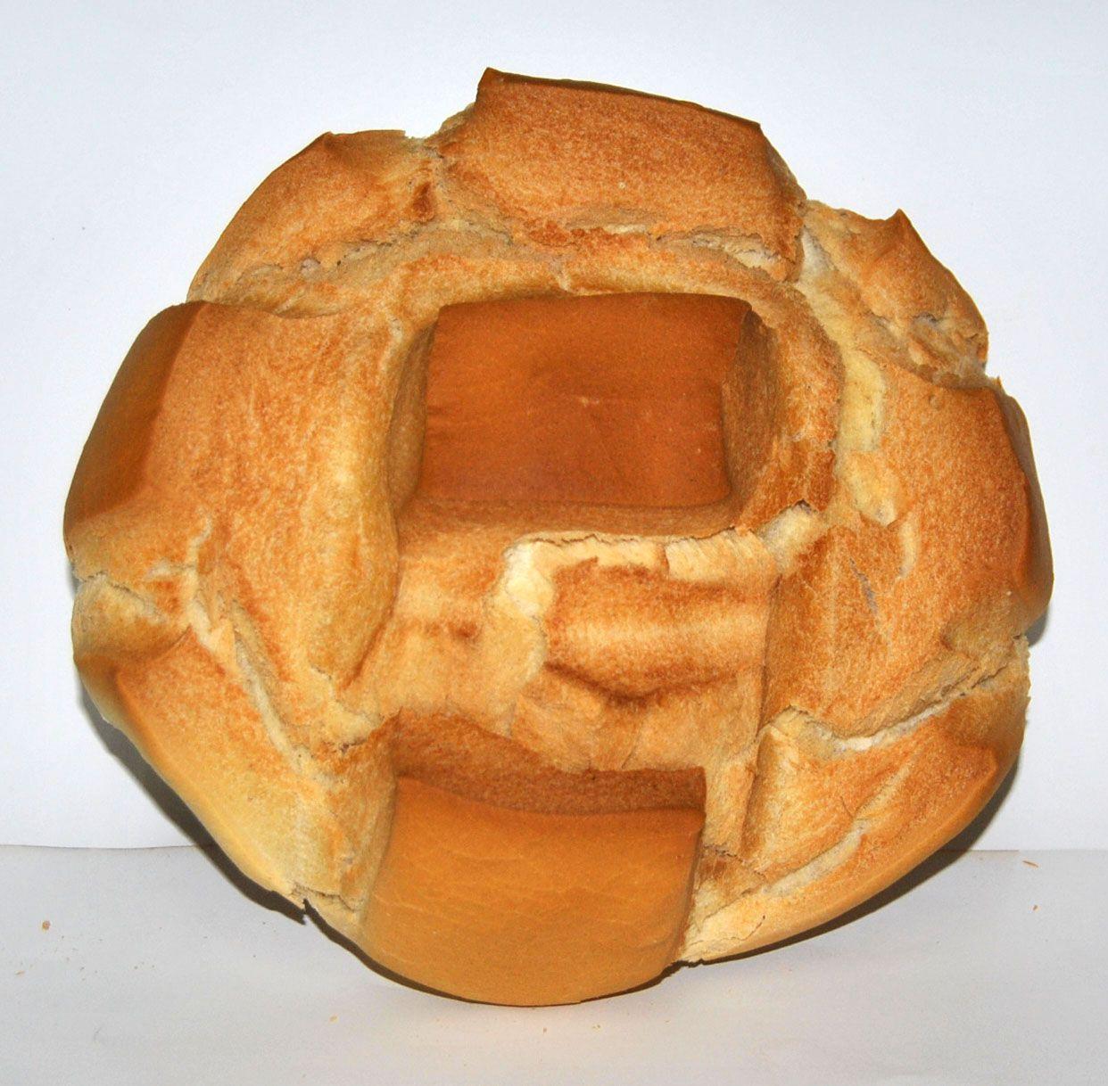 Pan elaborado con masa madre Córdoba