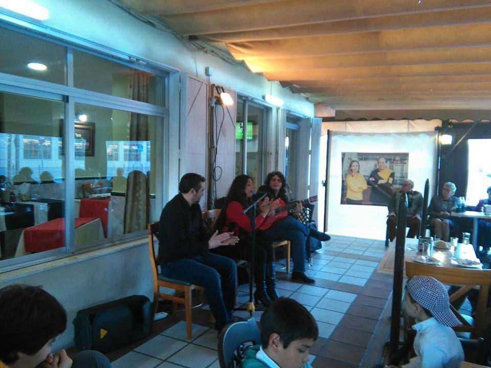Espectáculos en vivo: Nuestro mesón de Mesón Petete