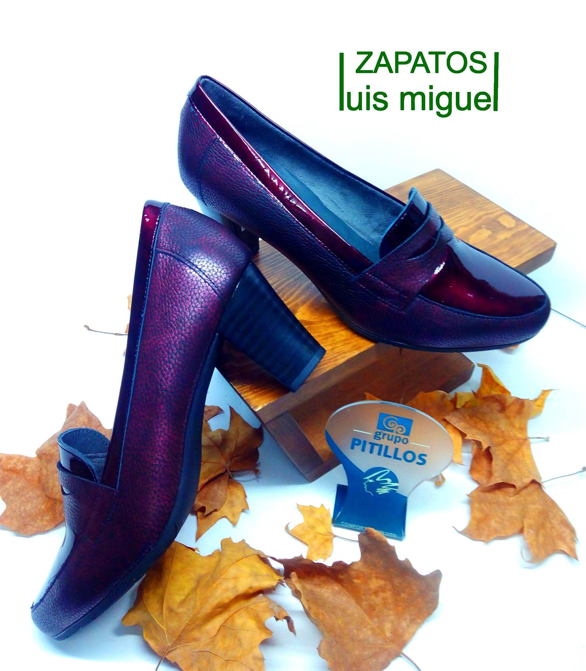 mocasin tacon: Catalogo de productos de Zapatos Luis Miguel
