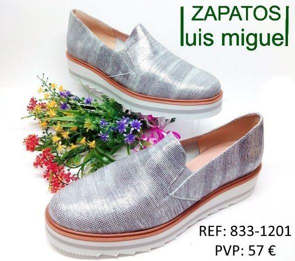 zapatillas piso de goma: Catalogo de productos de Zapatos Luis Miguel
