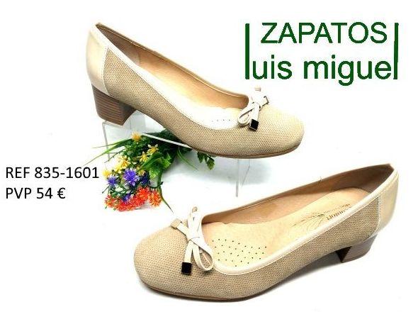 salon bajito Patricia Miller: Catalogo de productos de Zapatos Luis Miguel