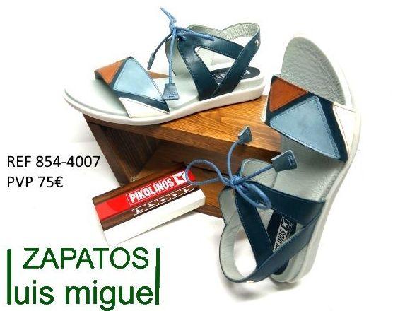 Moda¡¡ pikolinos sandalia con cordones: Catalogo de productos de Zapatos Luis Miguel
