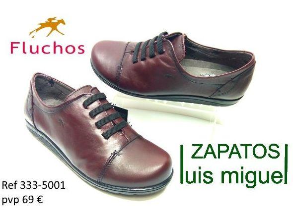 zapatos Fluchos supercomodos con elasticos: Catalogo de productos de Zapatos Luis Miguel