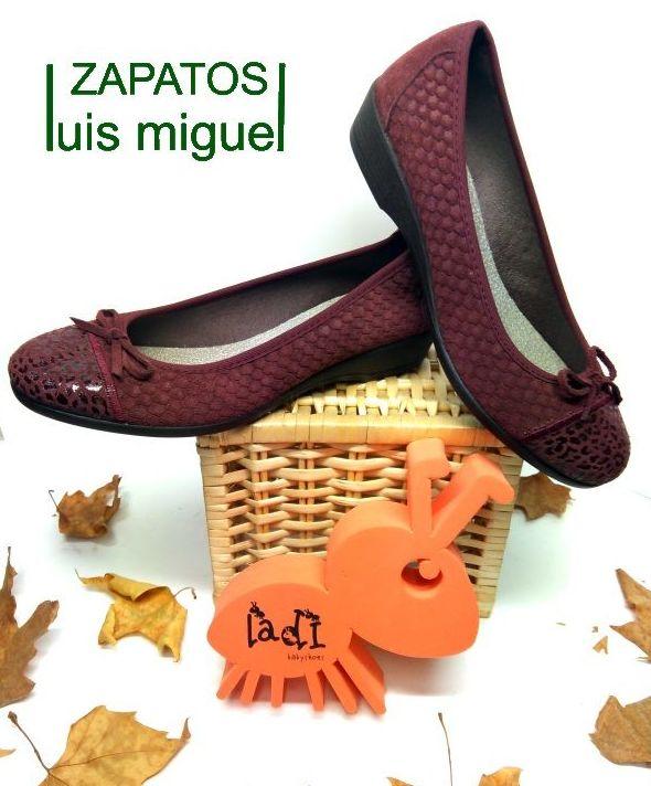 manoletinas maria jaen: Catalogo de productos de Zapatos Luis Miguel