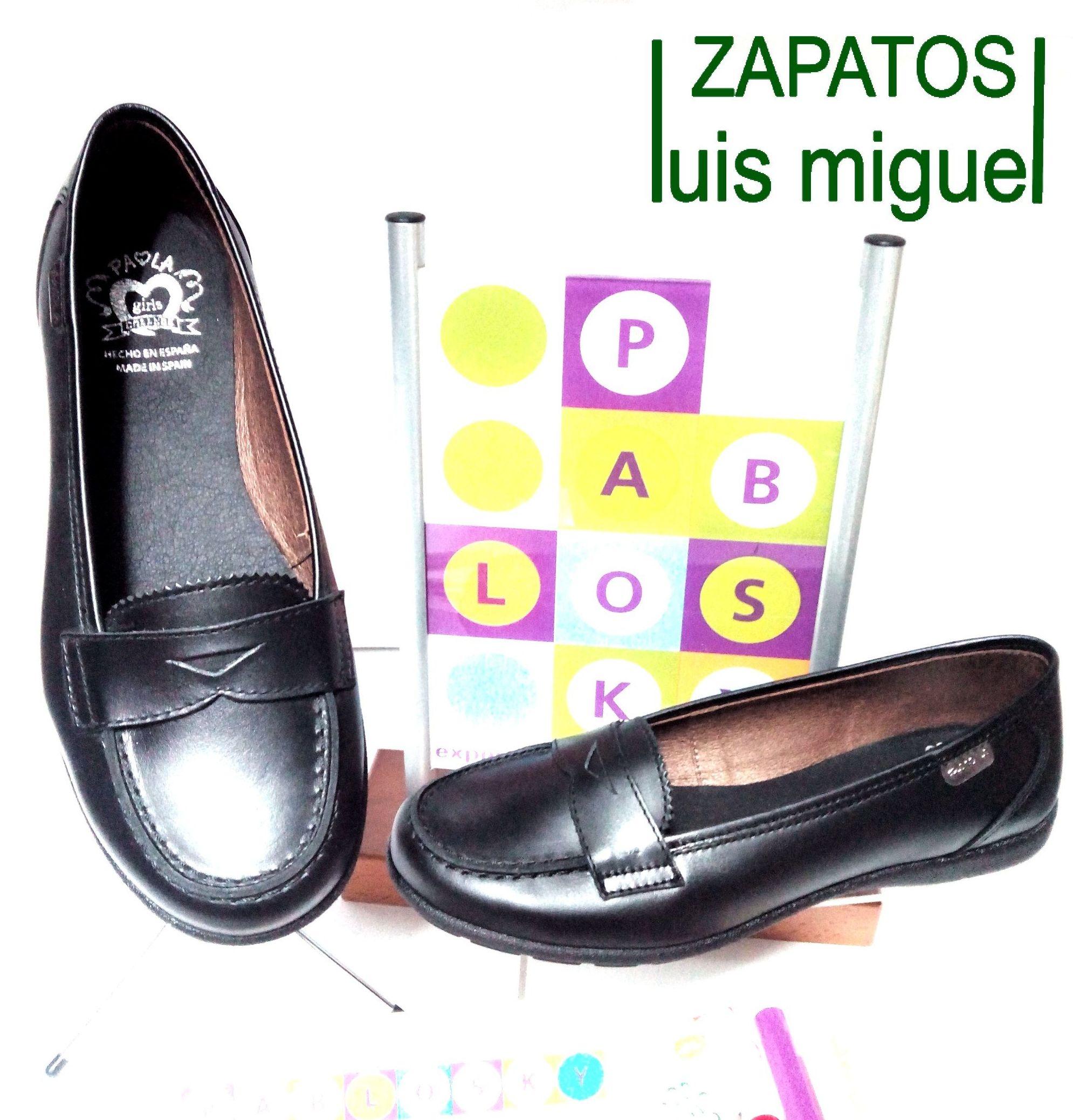 zapato de colegial: Catalogo de productos de Zapatos Luis Miguel