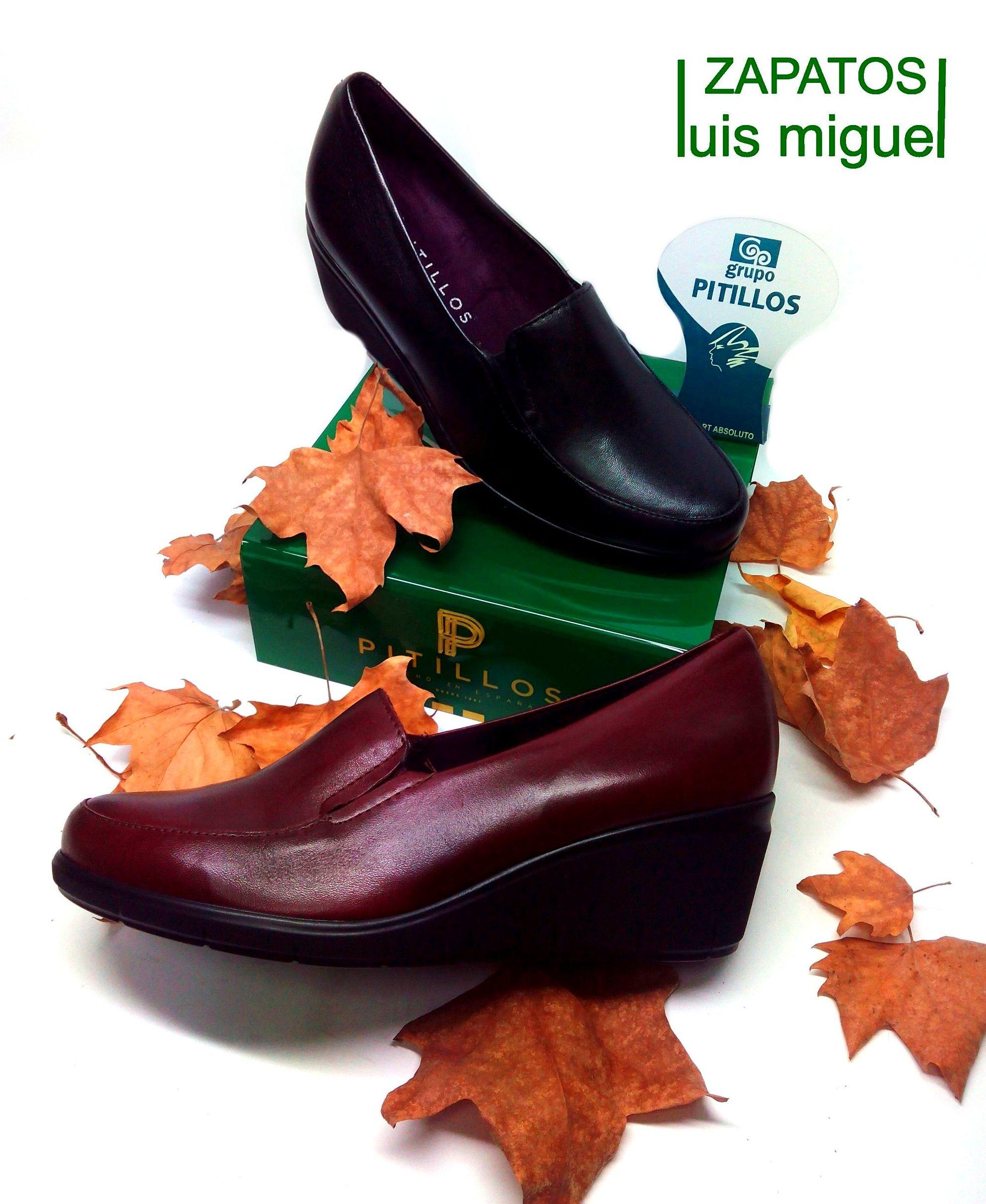 zapato tipo mocasin : Catalogo de productos de Zapatos Luis Miguel