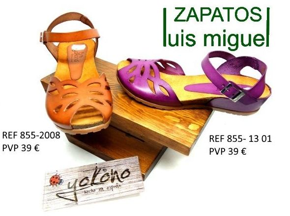 sandalia yokono muy comoda: Catalogo de productos de Zapatos Luis Miguel