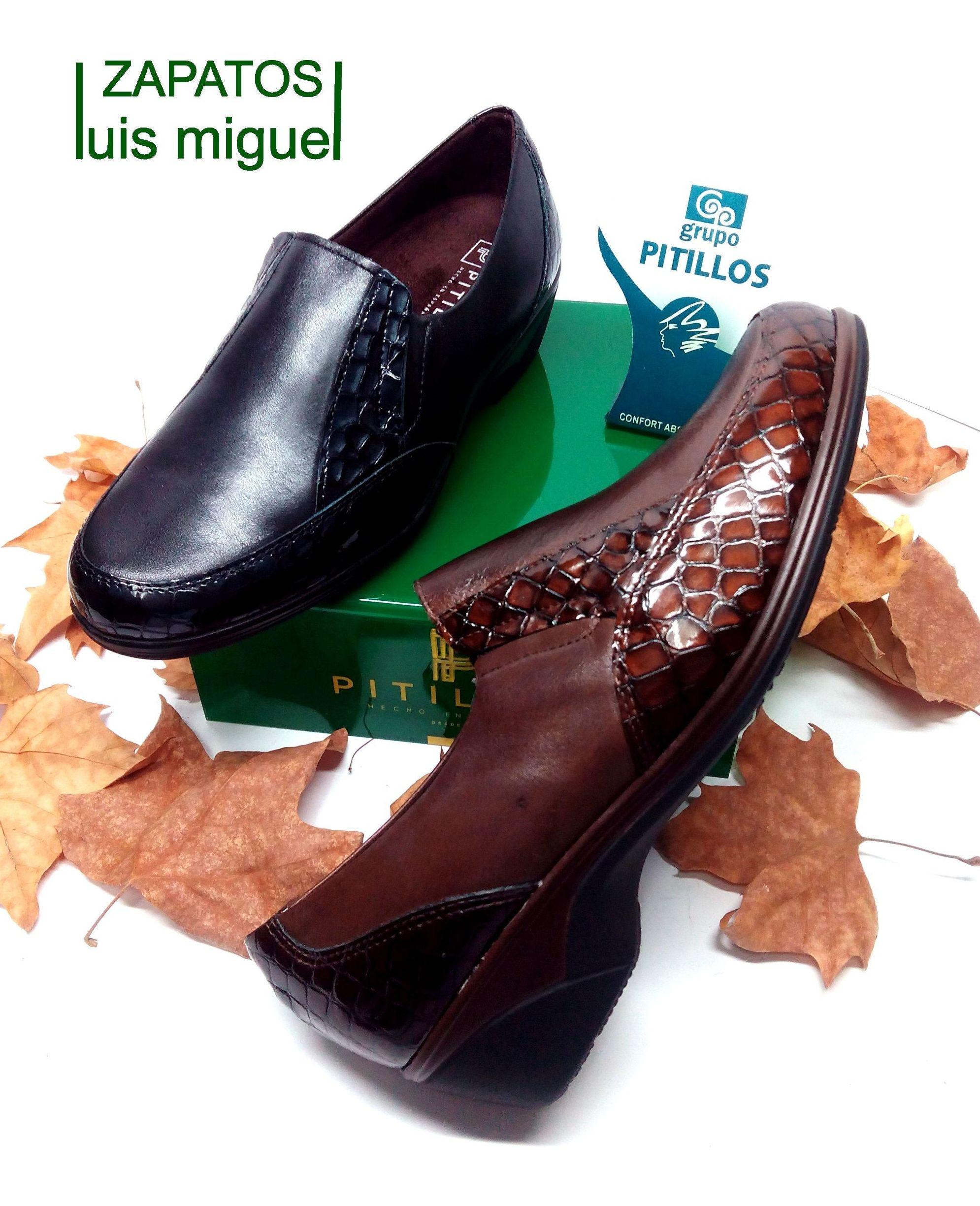 zapato abotinado: Catalogo de productos de Zapatos Luis Miguel