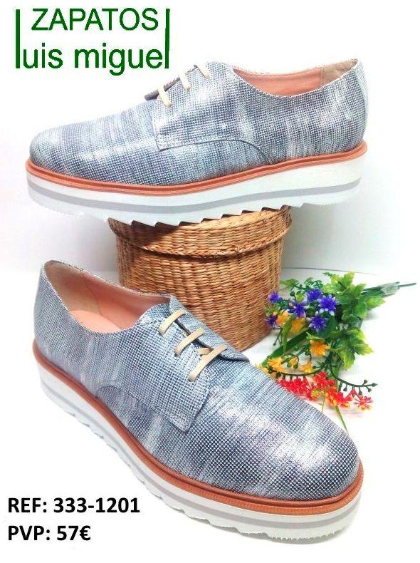 zapato con cordones de Maria Jaen: Catalogo de productos de Zapatos Luis Miguel