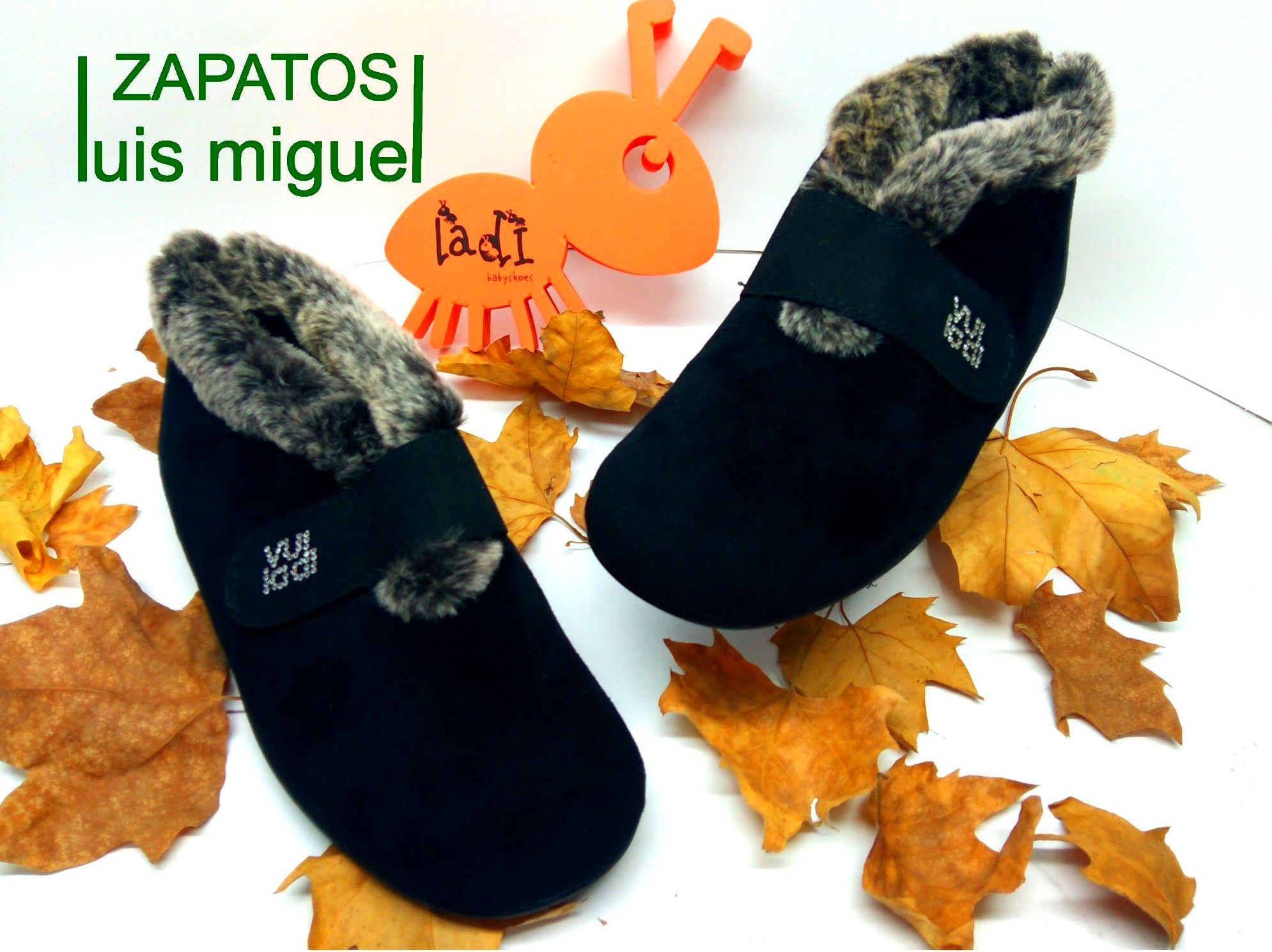 zapatillas de señora botita: Catalogo de productos de Zapatos Luis Miguel