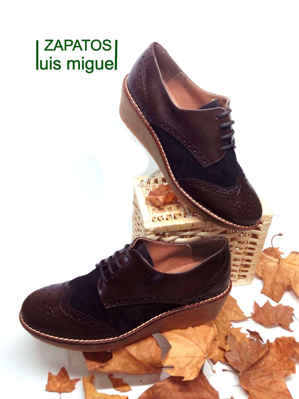 zapato de cordones pala vega: Catalogo de productos de Zapatos Luis Miguel