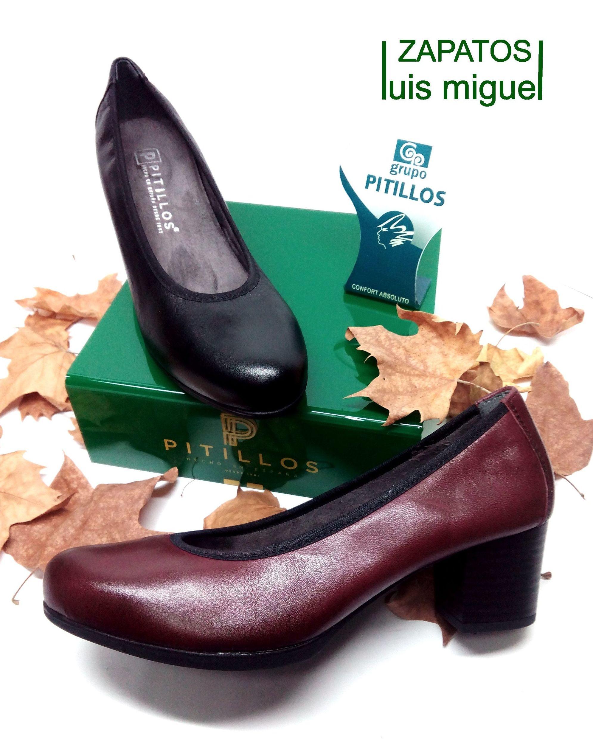 salon con elastico: Catalogo de productos de Zapatos Luis Miguel
