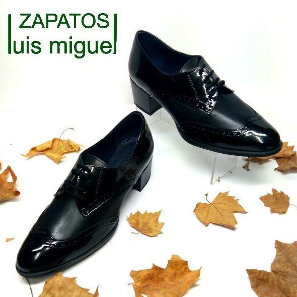 zapatos de cordones pala vega: Catalogo de productos de Zapatos Luis Miguel