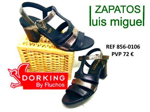 sandalias tres tiras Dorking by fluchos: Catalogo de productos de Zapatos Luis Miguel