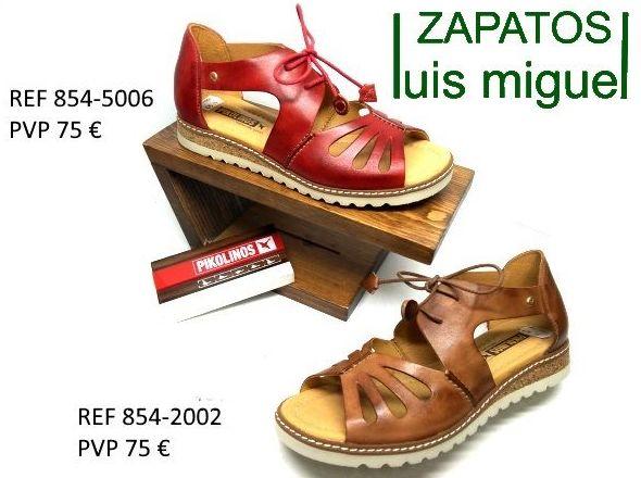 Sandalias pikolinos moda con cordones: Catalogo de productos de Zapatos Luis Miguel