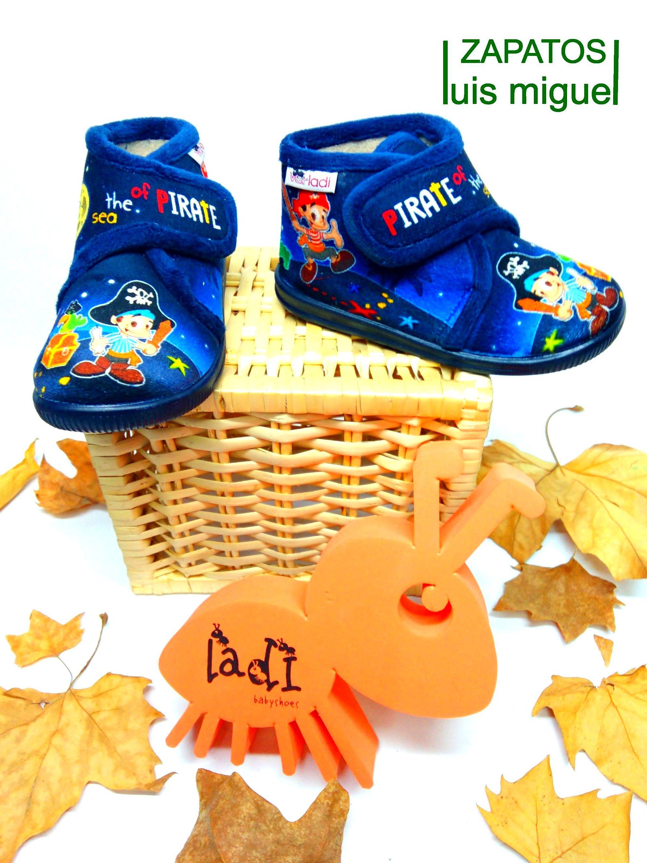 zapatillas de niño: Catalogo de productos de Zapatos Luis Miguel