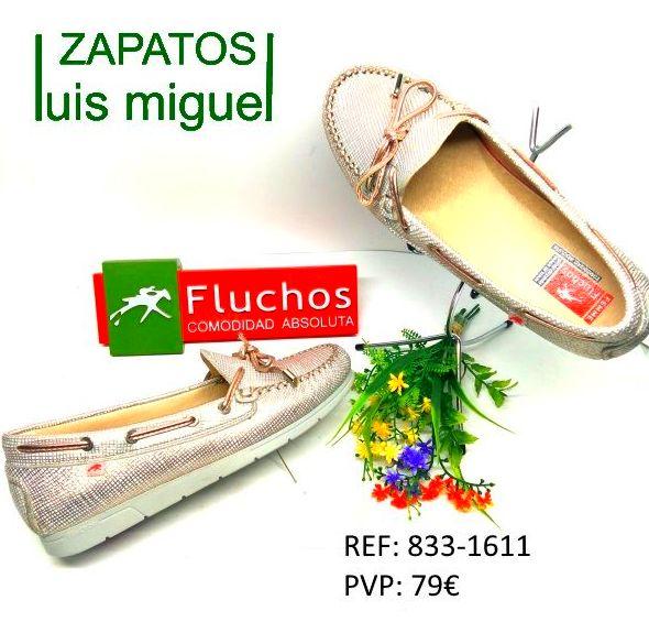 Mocasin de fluchos con lazo: Catalogo de productos de Zapatos Luis Miguel