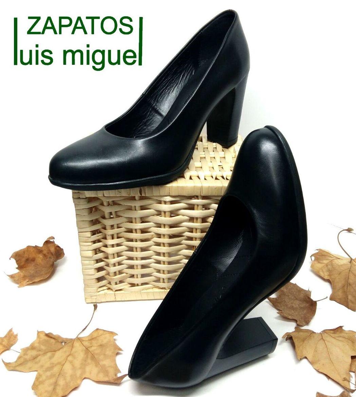 salon clasico tacon alto: Catalogo de productos de Zapatos Luis Miguel