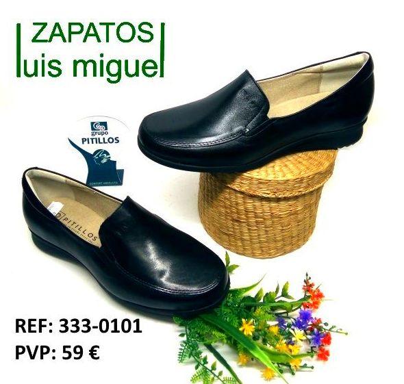 mocasines clasicos dePitillos: Catalogo de productos de Zapatos Luis Miguel