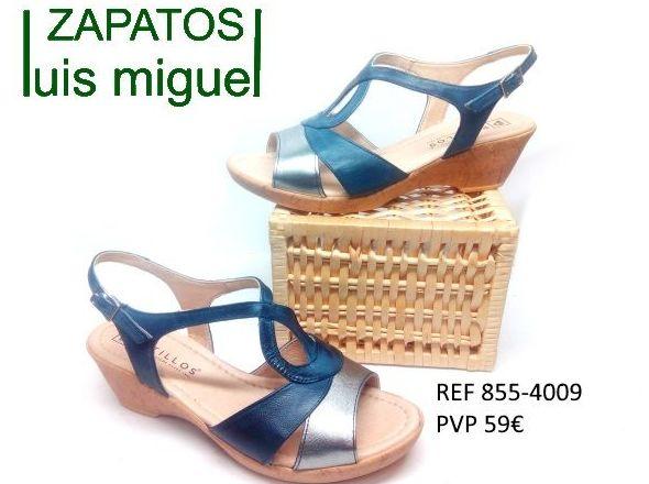 sandalia cruzada Pitillos: Catalogo de productos de Zapatos Luis Miguel