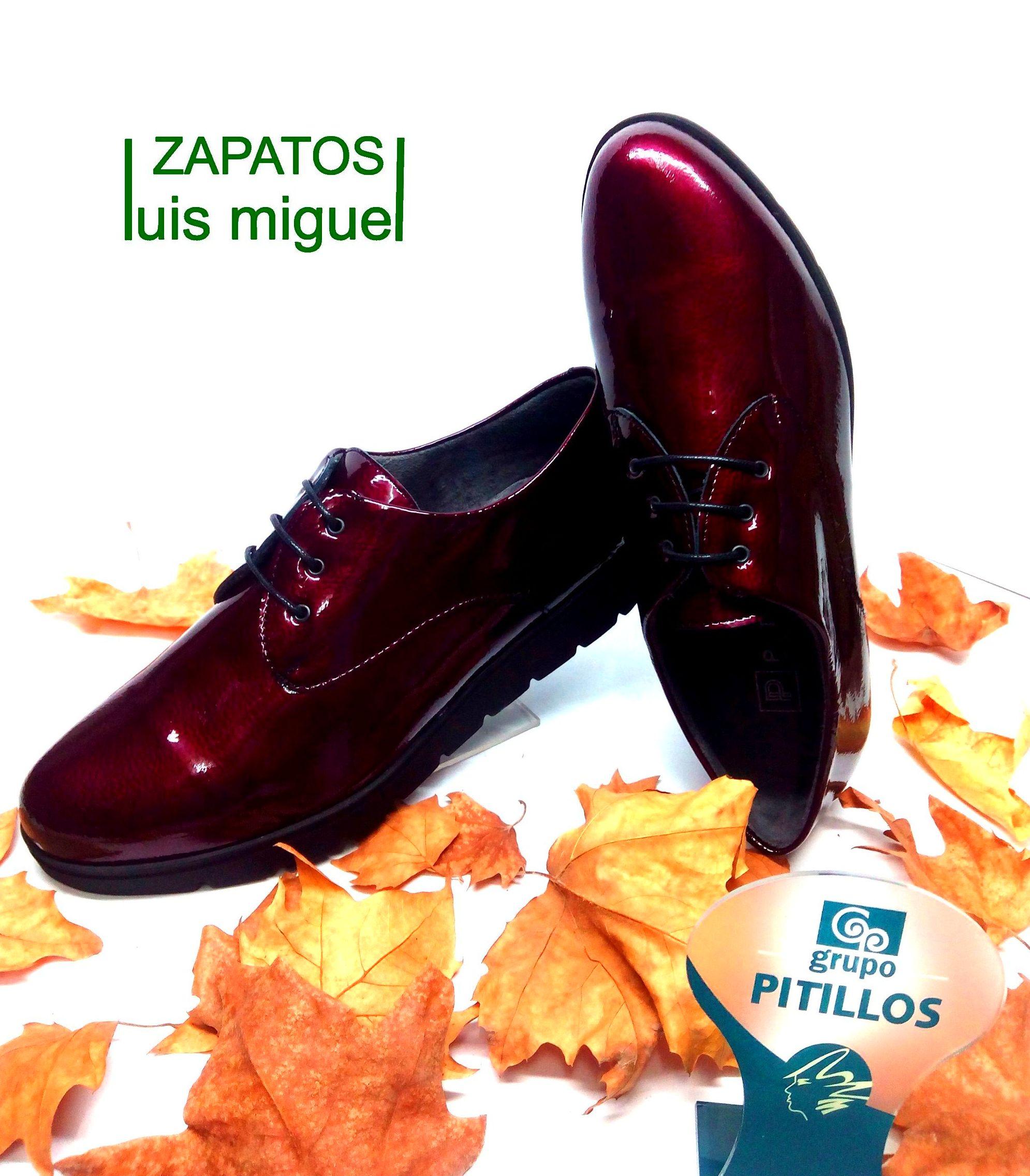 zapatos de cordon: Catalogo de productos de Zapatos Luis Miguel