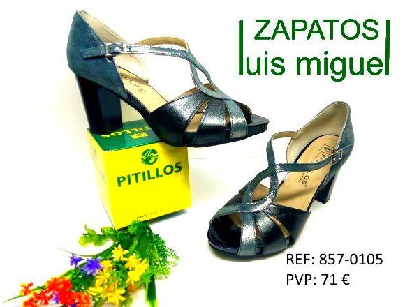 sandalia de vestir pitillos: Catalogo de productos de Zapatos Luis Miguel