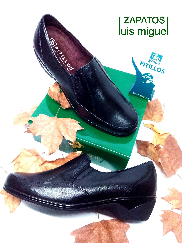 zapatos tipo mocasin abotinados: Catalogo de productos de Zapatos Luis Miguel