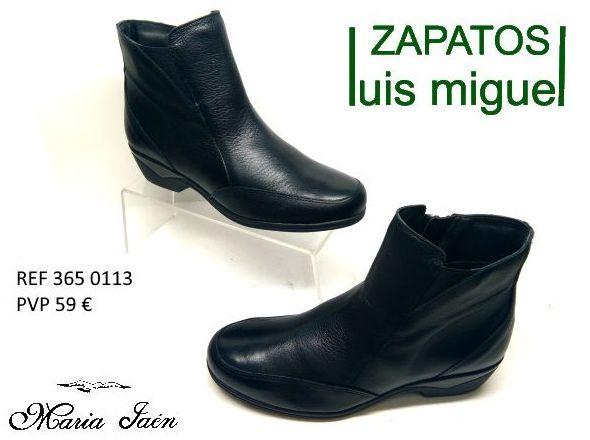 botines muy comodos de Maria Jaen: Catalogo de productos de Zapatos Luis Miguel