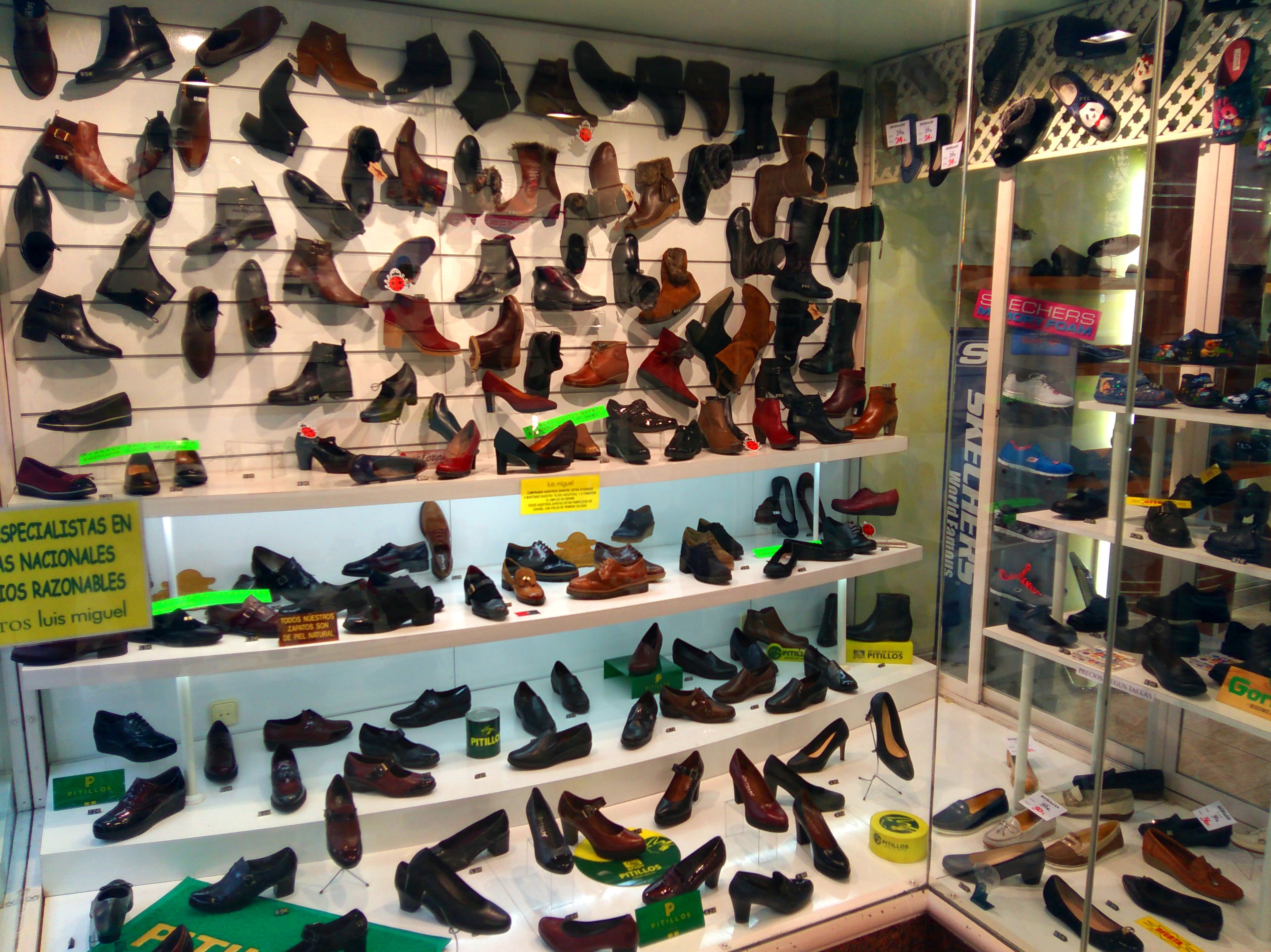 Foto 60 de venta de zapatos de señora y niños en piel en Alcorcón | Zapatos Luis Miguel