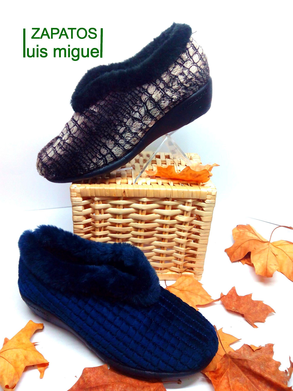 zapatillas tipo botita: Catalogo de productos de Zapatos Luis Miguel