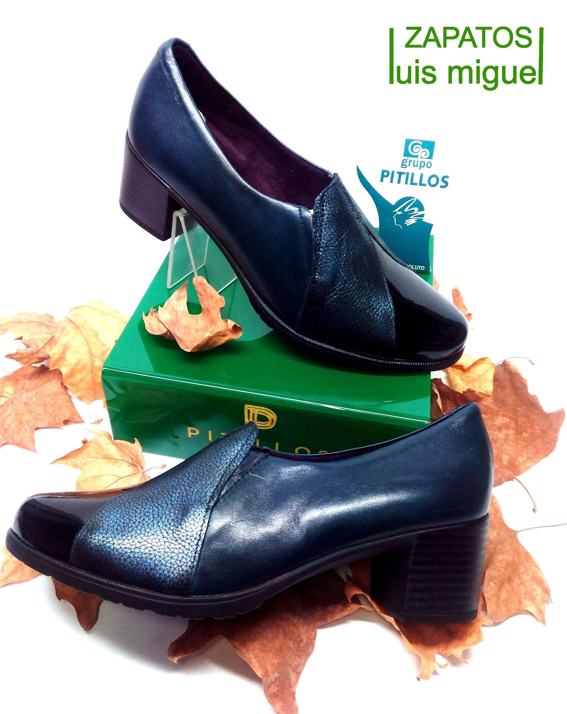 zapato abotinado con elasticos: Catalogo de productos de Zapatos Luis Miguel