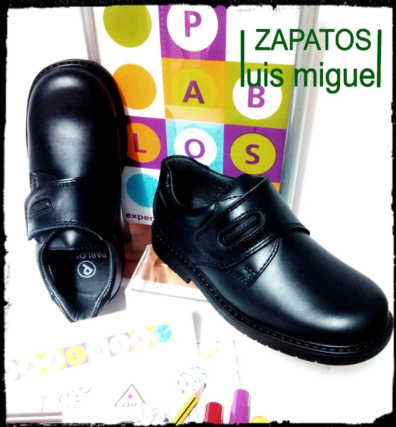 colegial pablosky: Catalogo de productos de Zapatos Luis Miguel